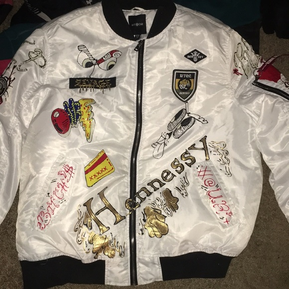 7806bd15acc15 Custom bomber jacket